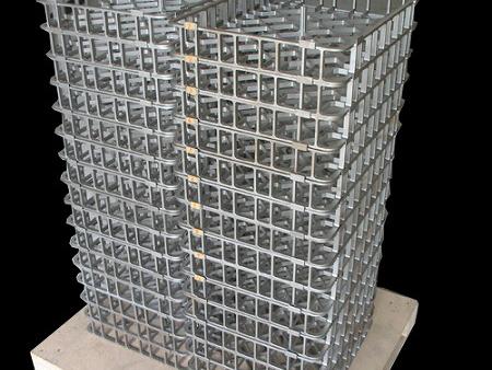 ロストワックス耐熱鋳鋼品設計の妙を最大限に引き出す「ロストワックス精密鋳造法」